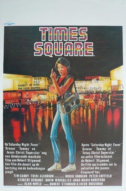 Times square movie 1980