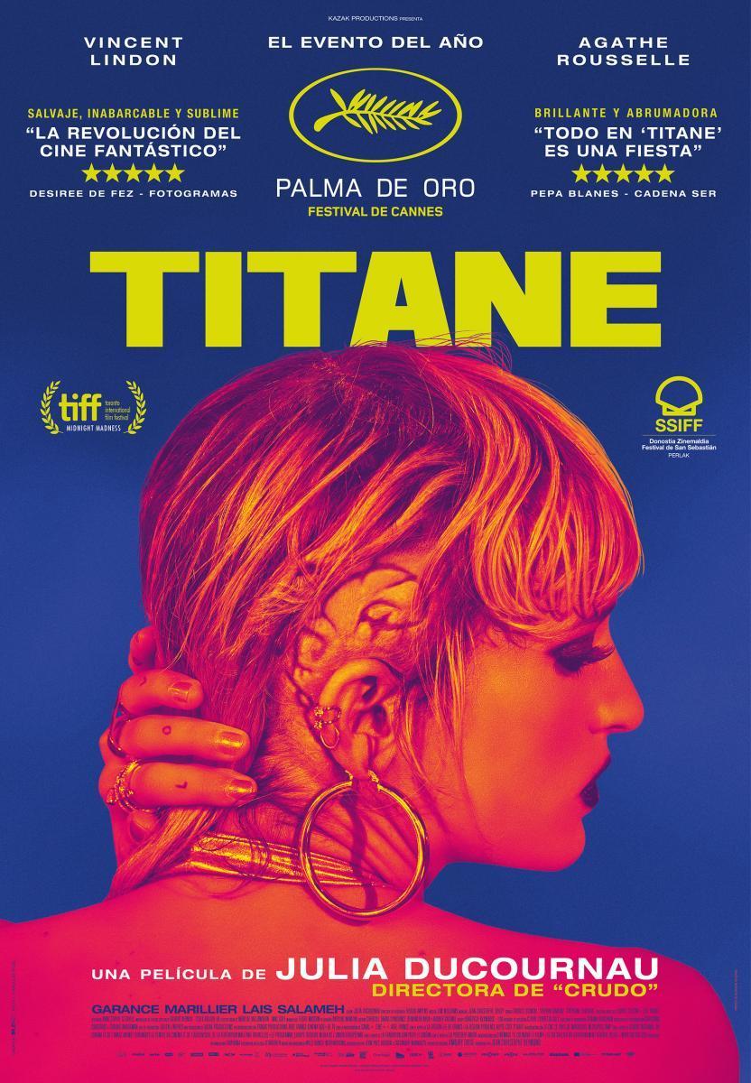 Últimas películas que has visto (las votaciones de la liga en el primer post) - Página 7 Titane-256316771-large