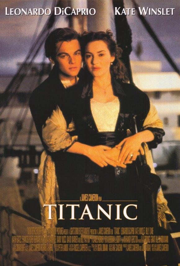 Titanic 1997 Filmaffinity