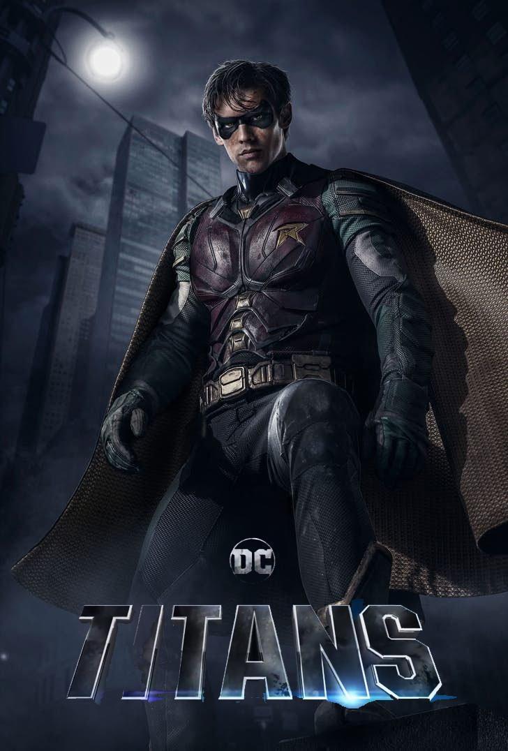 Titans Serie