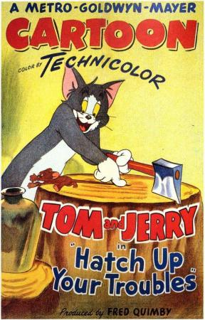 Tom & Jerry: Hatch Up Your Troubles (Tom and Jerry: Hatch Up Your Troubles) (C)