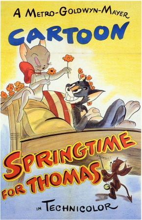 Tom & Jerry: Springtime for Thomas (C)