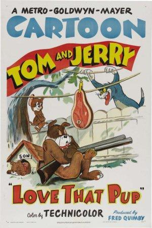 Tom y Jerry: Adoro a ese cachorro (C)
