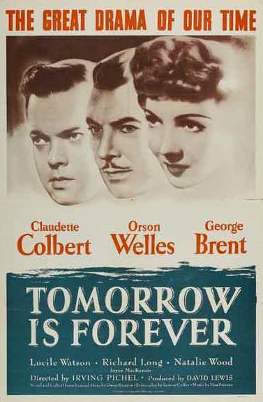 Últimas películas que has visto (las votaciones de la liga en el primer post) - Página 2 Tomorrow_Is_Forever-490594571-large