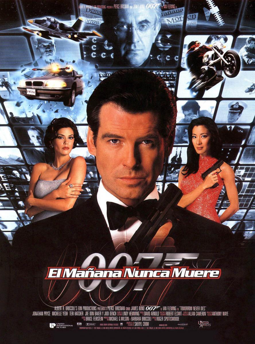 Tomorrow Never Dies 1997 Filmaffinity