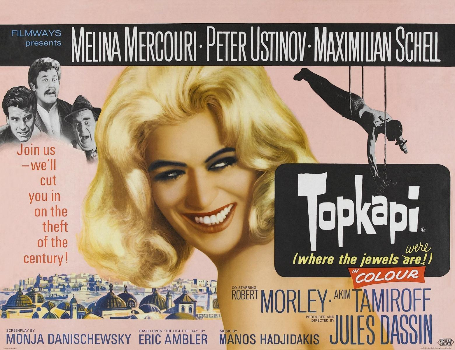 topkapi film