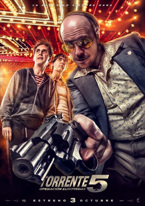 Torrente 5 Operacion Eurovegas 2014 Filmaffinity