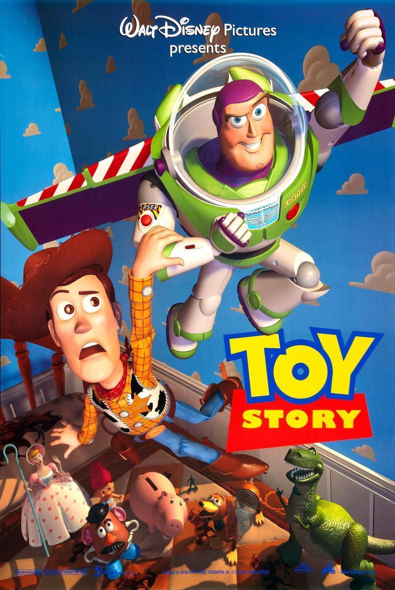 Toy Story (1995) - Filmaffinity