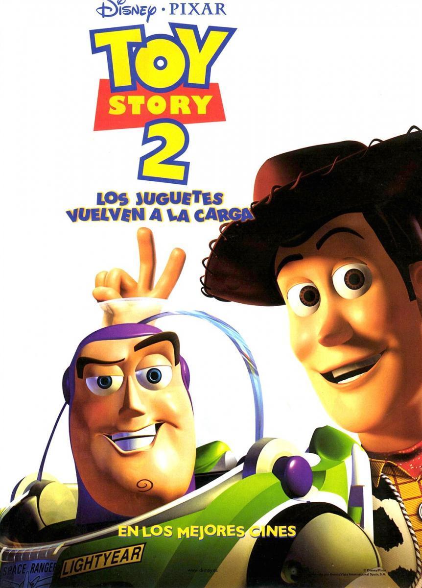 Toy Story 2 (1999) - Filmaffinity