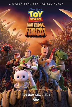 Toy Story: Olvidados en el tiempo (TV) (C)