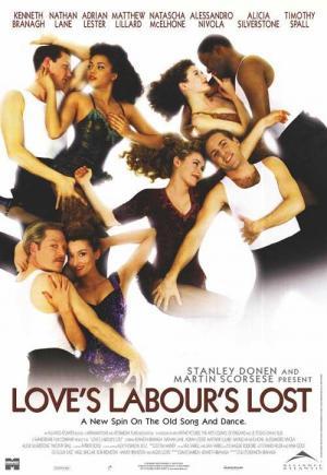 Trabajos de amor perdidos