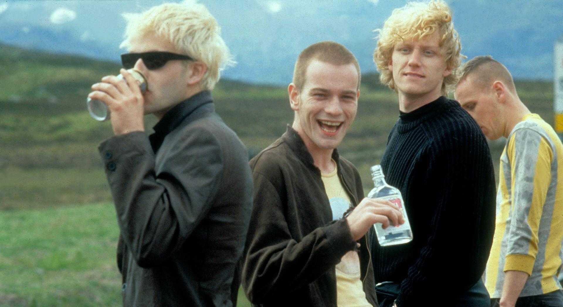 Película de Trainspotting