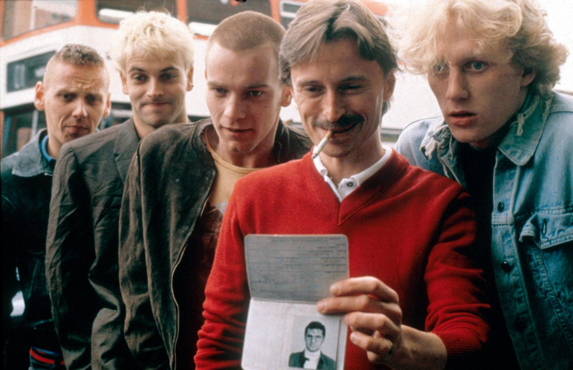 Trainspotting  - Fotogramas