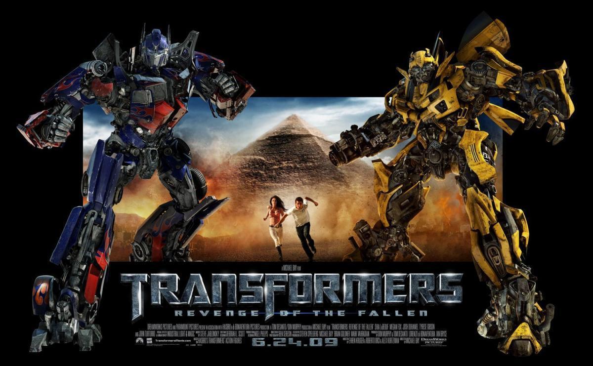 Transformers La Venganza De Los Caídos 2009 Filmaffinity