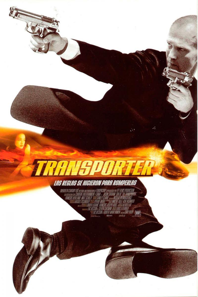 Transporter (2002) - Filmaffinity