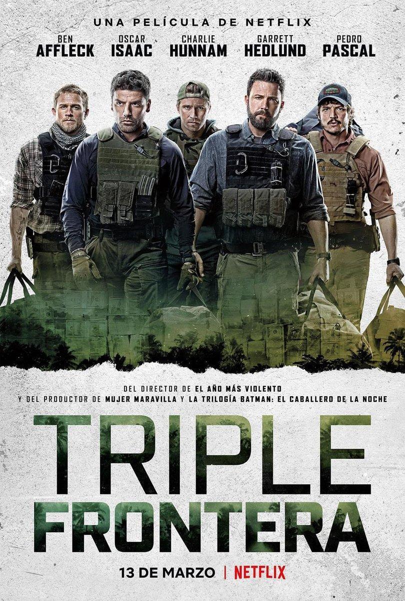 Últimas películas que has visto (las votaciones de la liga en el primer post) - Página 4 Triple_frontera-757830256-large
