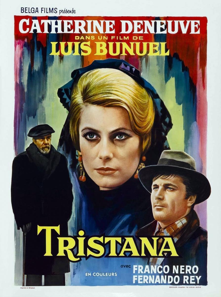 Tristana (1970) - Filmaffinity