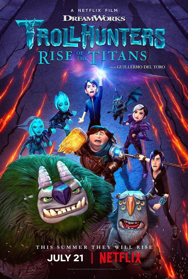 Trollhunters: El despertar de los titanes (2021) - Filmaffinity
