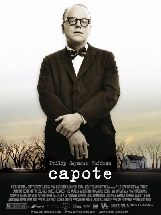 Truman Capote (2005) - Filmaffinity