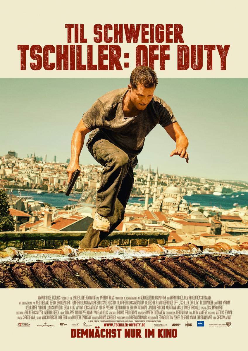 Tschiller Off Duty Tv 2016 Filmaffinity