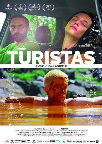 Turistas  - Poster / Imagen Principal