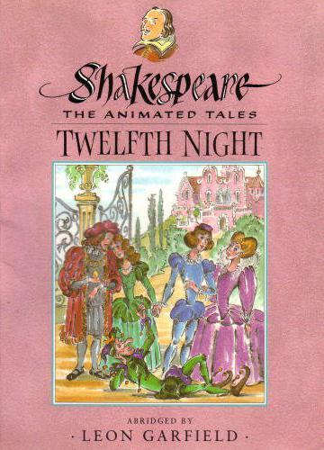 twelfth night is a play which