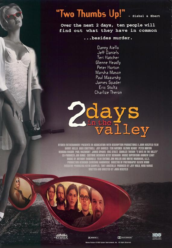 Two Days in the Valley (1996) - Filmaffinity