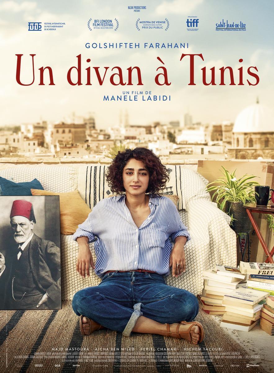 Un diván en Túnez (2019) - Filmaffinity