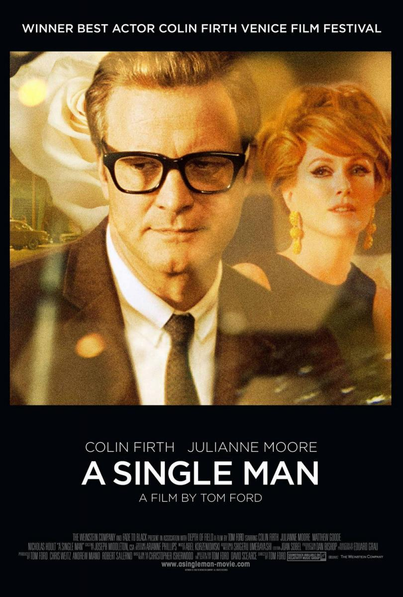 Crítica Un hombre soltero | A single man