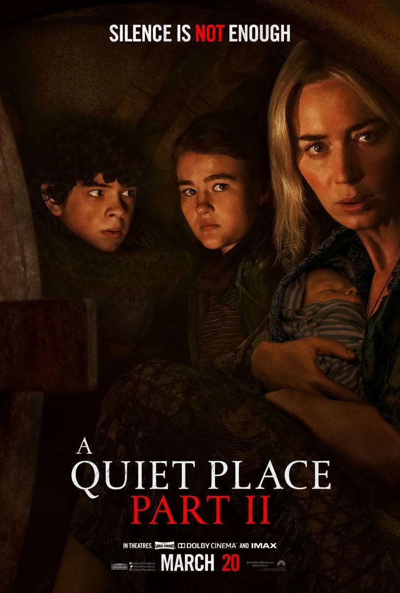 Un lugar tranquilo 2 (2021) - Filmaffinity