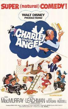 Un ángel para Charlie