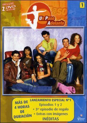 Un paso adelante (UPA Dance) (Serie de TV)