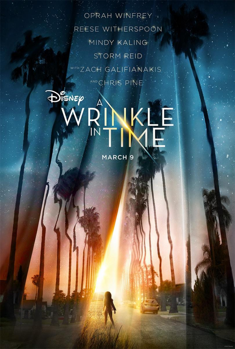 Un Pliegue En El Tiempo 2018 Filmaffinity