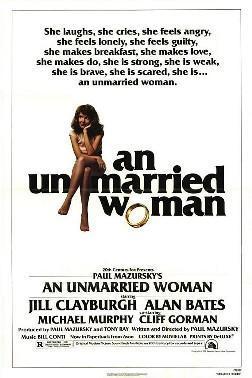 Una mujer descasada