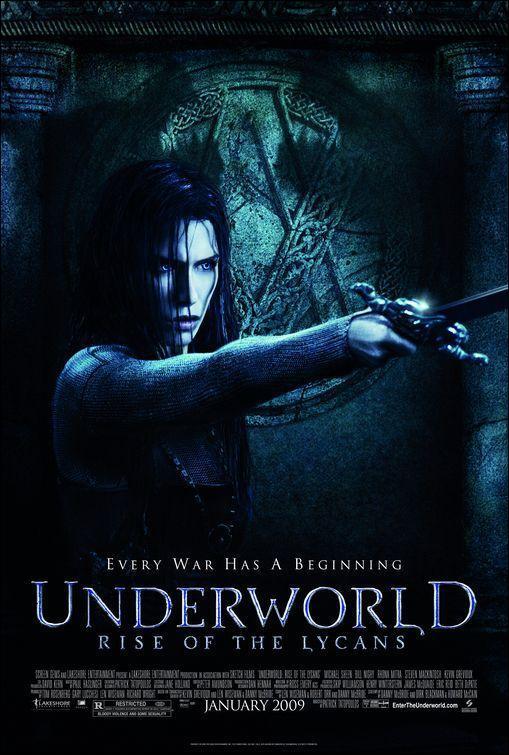 Underworld: Rise of the Lycans (Underworld 3) (2009) - Filmaffinity