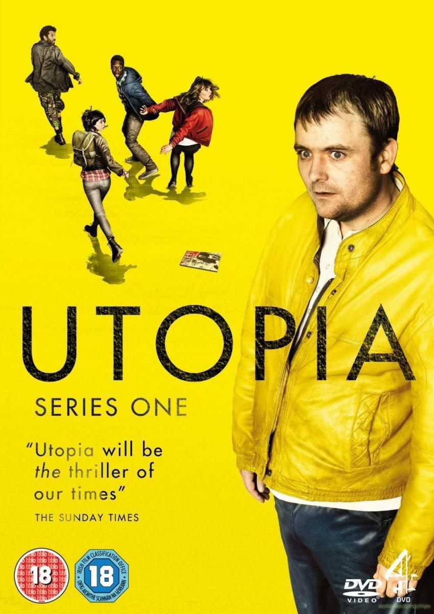 Resultado de imagen de utopia serie