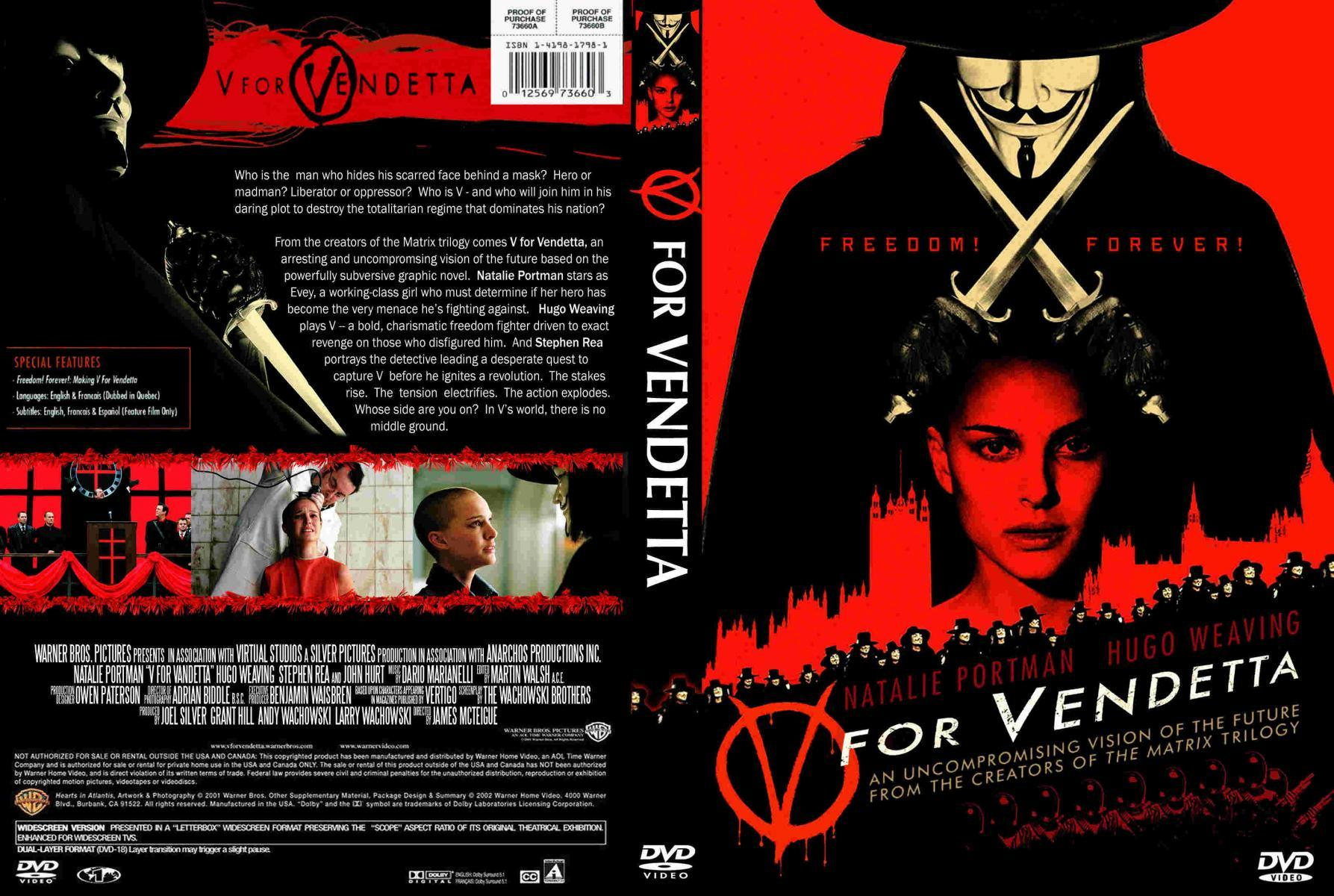 how is v a hero in v for vendetta By all rights, this should be the worst time imaginable to release v for vendetta, a film with—there's really no polite word for it—a terrorist hero prone to saying things like &quotviolence can be used for good,&quot and &quotsometimes blowing up a building can change the world&quot so why does v for vendetta play as such a crowd.