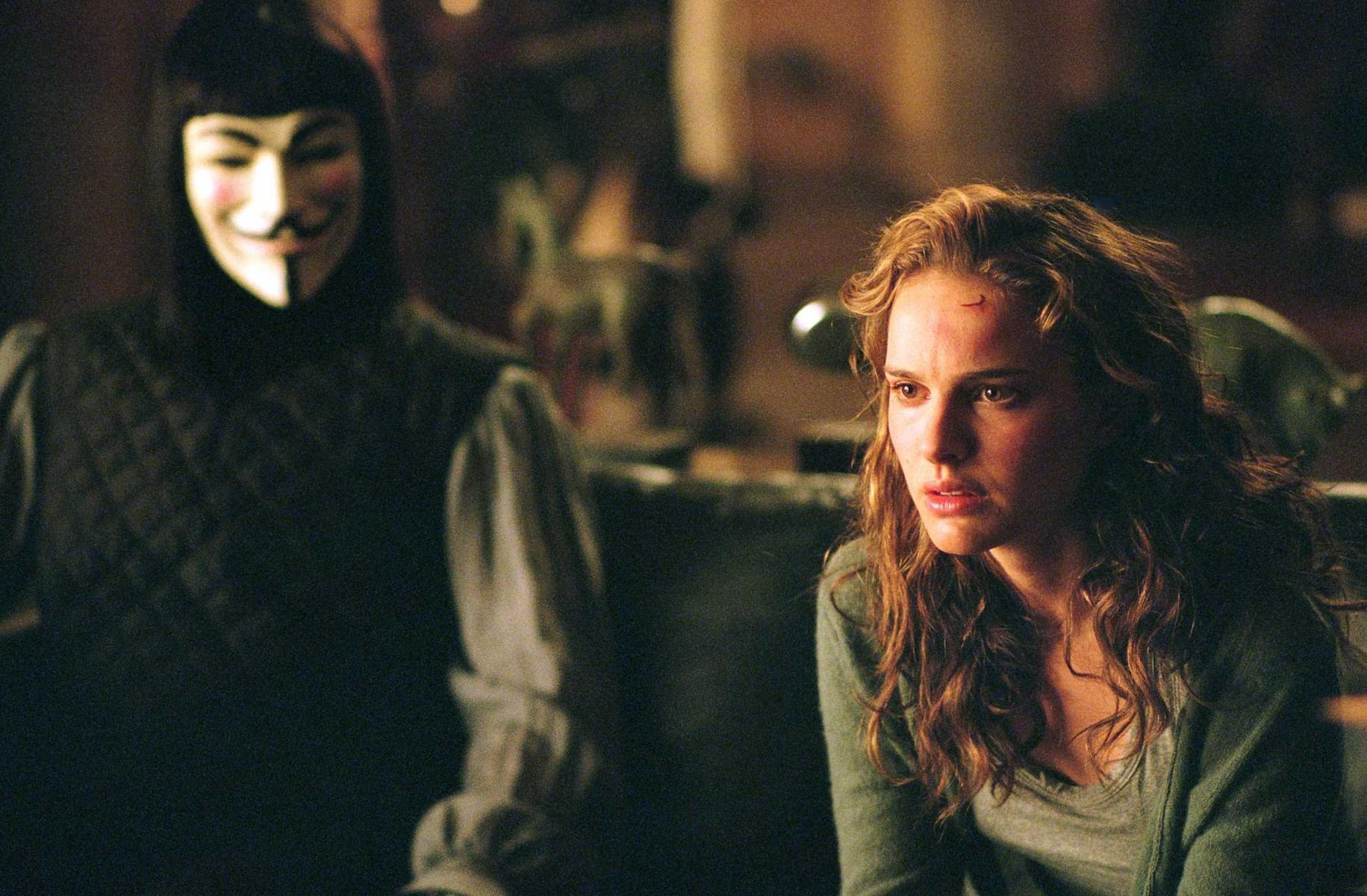 V For Vendetta 2005 Filmaffinity