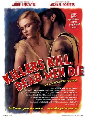 Vanity Fair: Killers Kill, Dead Men Die (C)
