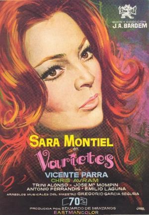 Varietés (1971) - Filmaffinity