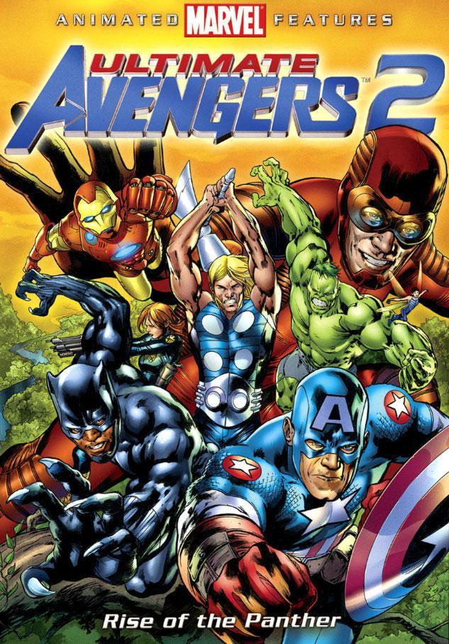 Vengadores 2 (2006) - Filmaffinity