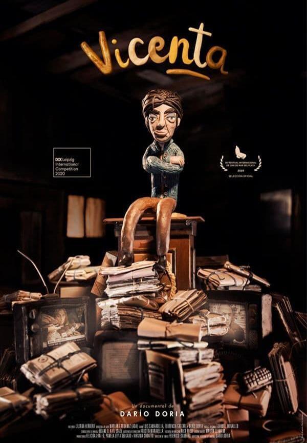 Vicenta (2020) - Filmaffinity