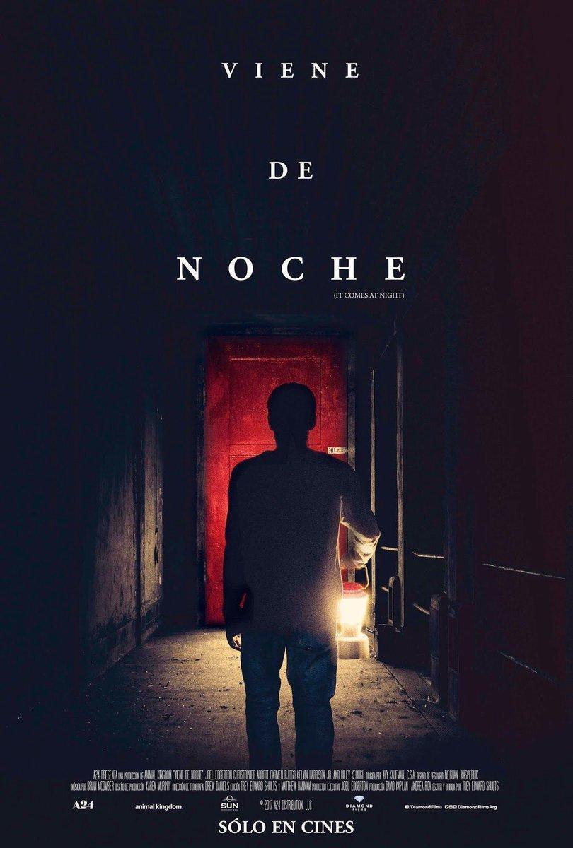 Viene De Noche (BRRip Latino – Ingles 1080p) 2017