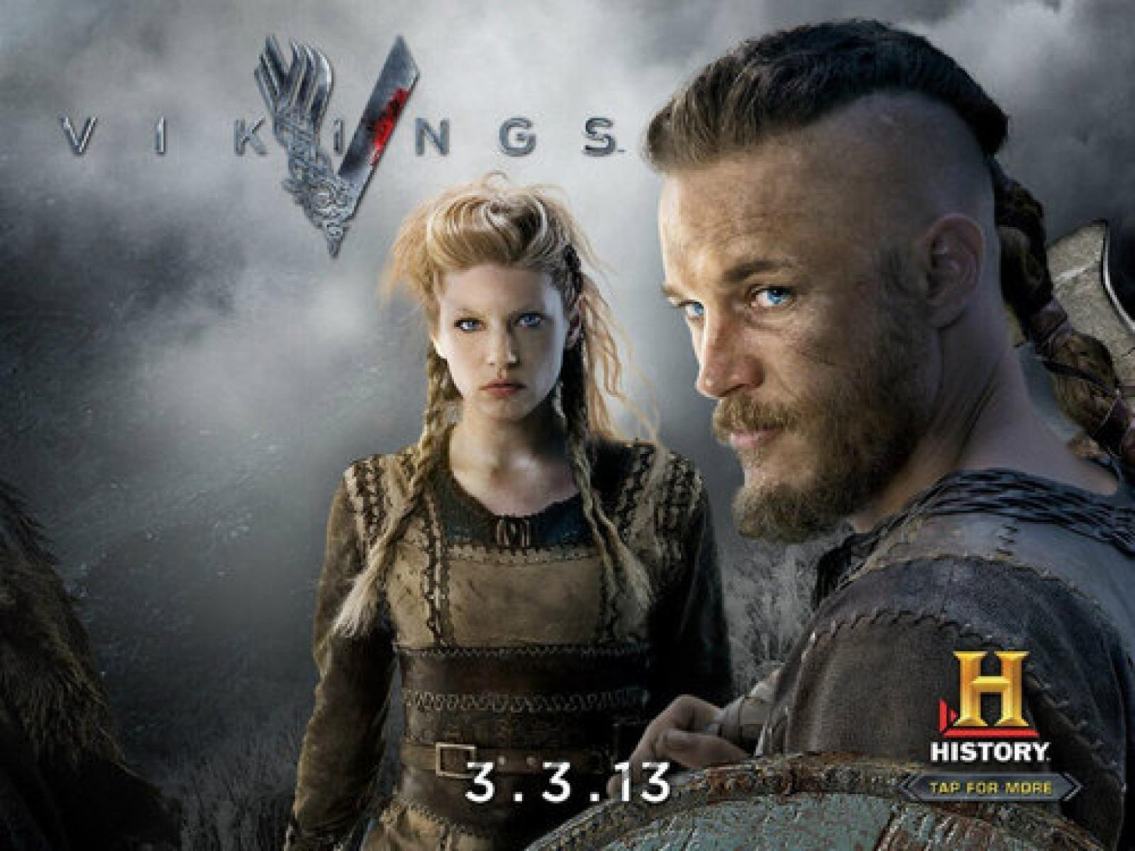 Vikings (TV Series) (2013) - Filmaffinity