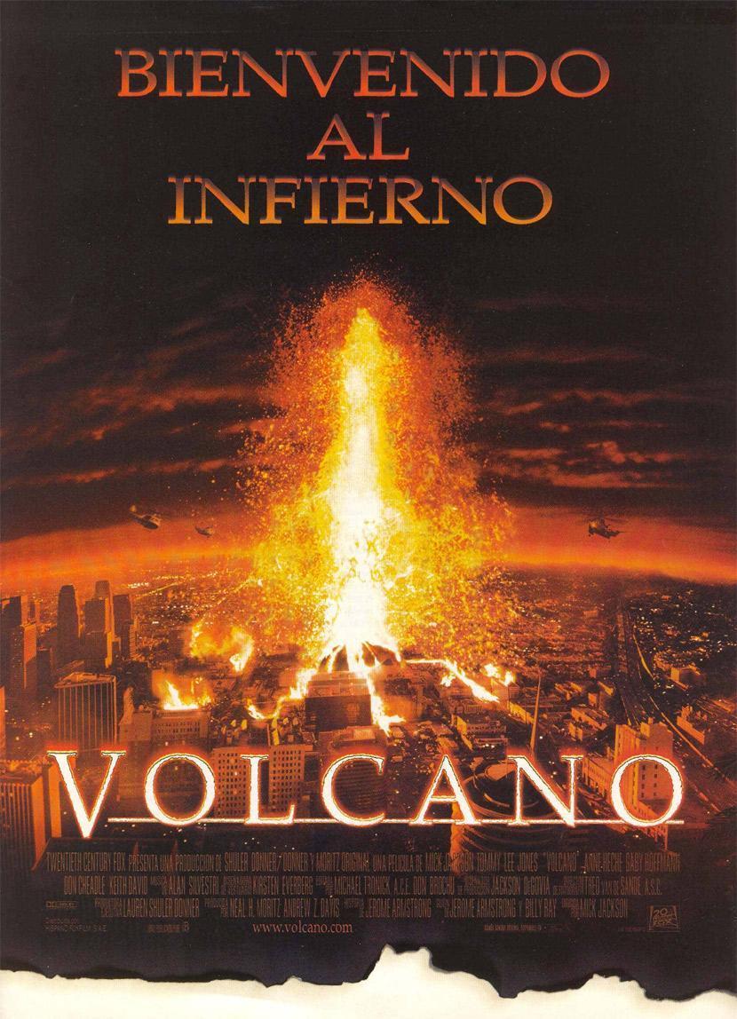Volcano (1997) - Filmaffinity