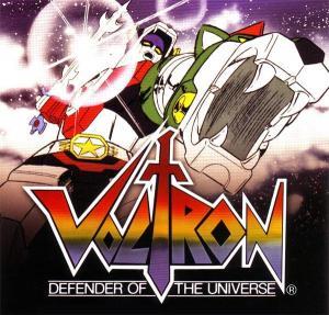 Voltron: Defender of the Universe (Serie de TV)