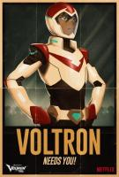 Voltron: El defensor legendario (Serie de TV) - Posters
