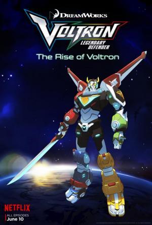 Voltron: El defensor legendario (Serie de TV)