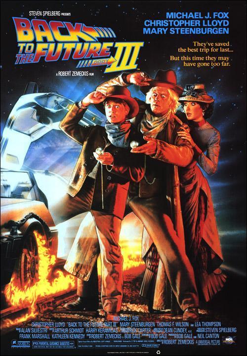 Volver Al Futuro 3 (BRRip Latino – Ingles – Castellano 1080p) 1990
