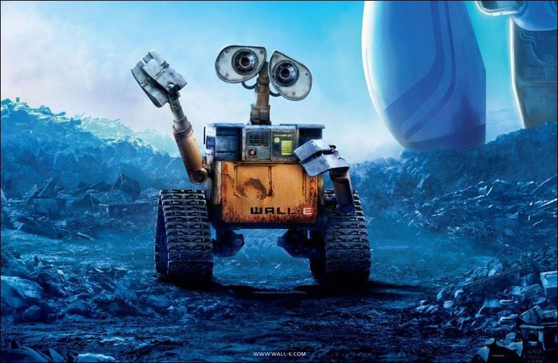 Top 5 Movies Both Children and Parents can Enjoy! Wall E